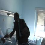 Voci dal Cilento TV – Visita di amministrazione e Groupama ai degenti in ospedale (VIDEO)