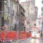 Roccadaspide. Lavori in Piazza XX Settembre, installazione di dissuasori a scomparsa