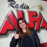 Edrien, cantautrice di Sassano, ospite a Radio Palco
