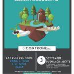 """Domani, 3 settembre a Controne appuntamento con """"La Festa del fiume"""""""
