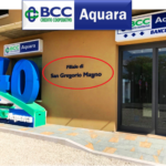 NUOVA FILIALE PER LA BCC DI AQUARA A SAN GREGORIO MAGNO